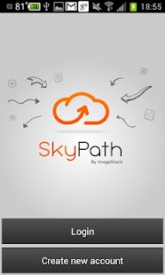 Skypath For Android - screenshot thumbnail