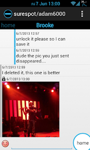 surespot encrypted messenger - screenshot thumbnail