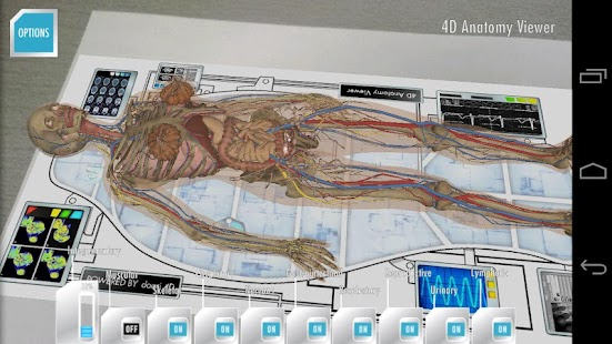 4D Anatomy - screenshot thumbnail