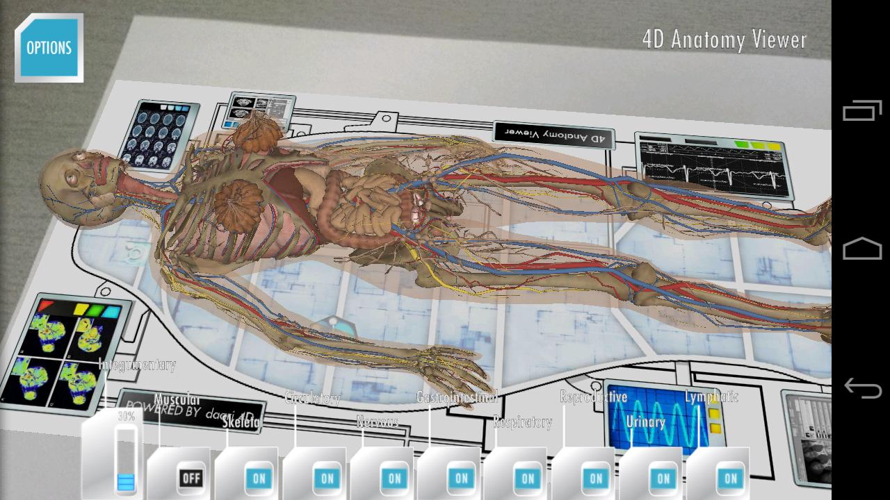 4D Anatomy - screenshot