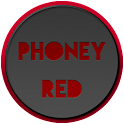 Phoney Red Apex Nova ADW Holo icon