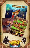 Screenshot of Whack a Dragon: Fantasy Quest