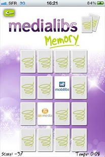 Medialibs Memory- screenshot thumbnail