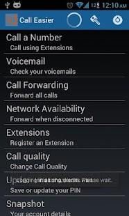 Call Easier- screenshot thumbnail