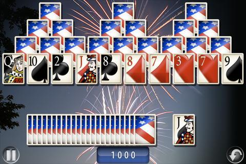 Solitaire Deluxe® (Ad-Free) - screenshot
