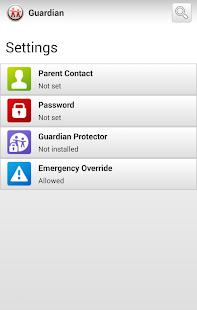 Vodafone Guardian - screenshot thumbnail