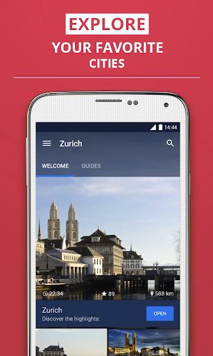 Zurich Premium Guide