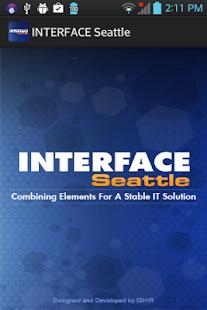 Interface Seattle- screenshot thumbnail