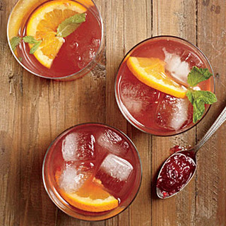 Cran-Bourbon Cocktail