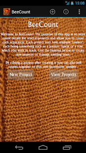 BeeCount Knitting Counter - screenshot thumbnail