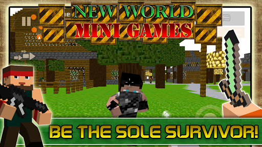 New World Mini Games