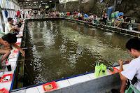 車輪釣蝦場
