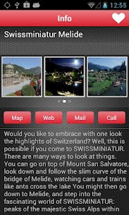 City Guide Lugano - screenshot thumbnail