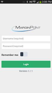 MarginPoint - náhled