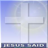 Jesus Said (Ad-Free!)