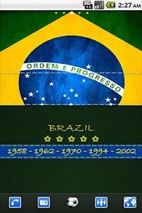 ADW Theme Brazil- screenshot thumbnail