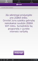 Screenshot of Omnitel TEO Wi-Fi