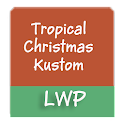 Tropical Christmas Kustom LWP