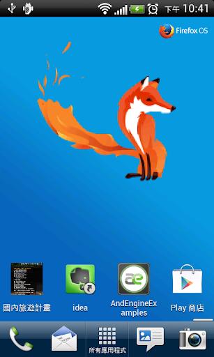 玩免費個人化APP|下載Firefox OS Live Wallpaper app不用錢|硬是要APP