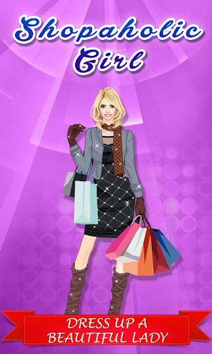 Dress Up a Shopaholic Girl