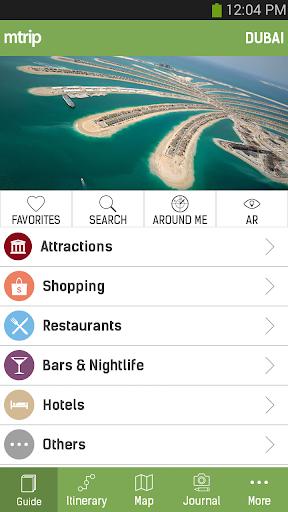 Dubai Travel Guide – mTrip