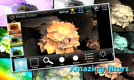 Photo Editor Effects & Collage - screenshot thumbnail