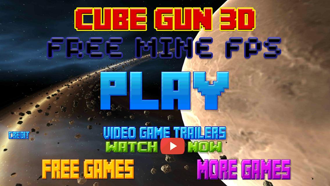 Cube Gun 3d - Free Mine FPS - Revenue & Download estimates - Google ...