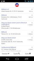 Screenshot of CashPool – Geldautomaten