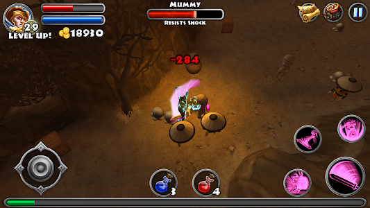 Dungeon Quest v1.4.4.8