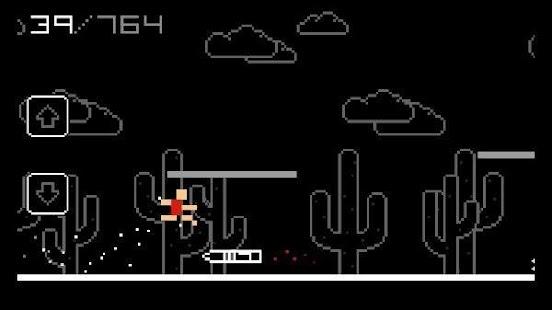 The Pixel - Unique Runner