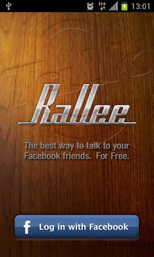 Mientras usted está contento con la interacción con sus amigos de Facebook a través de chats de texto no te gustaria comunicarte con ellos a través de voz? ¿Qué tal una aplicación que pueda ser utilizada como un walkie talkie para permitirle mensajería en tiempo real de voz con no sólo un amigo, pero con todo un grupo que comprende amigos selectos? Eso es lo que Talkie Walkie Rallee se trata. Esta aplicación gratuita Androidpone elModoPush-To-Talk (PTT) de comunicación para un buen uso al convertir su dispositivo en un walkie talkie a la mano, lo que permite en tiempo real