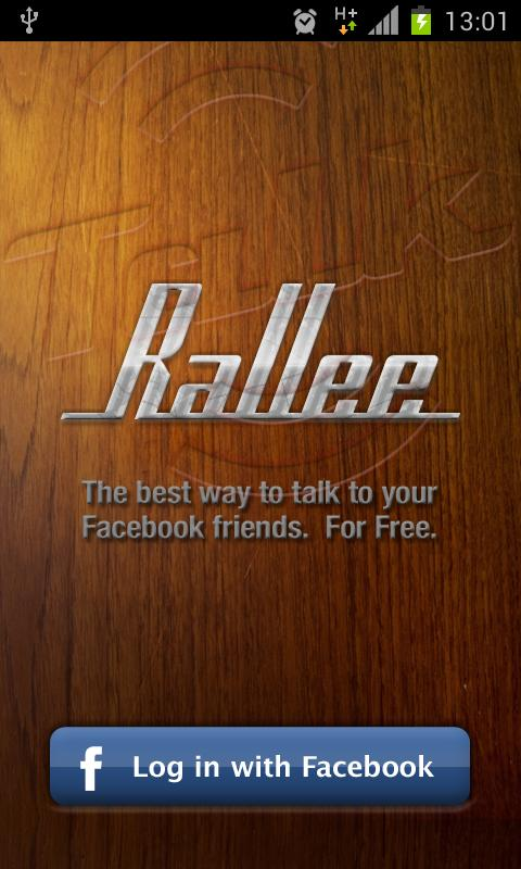 Rallee Walkie Talkie PTT- screenshot