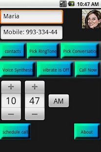 Fake Call maker lite - screenshot thumbnail