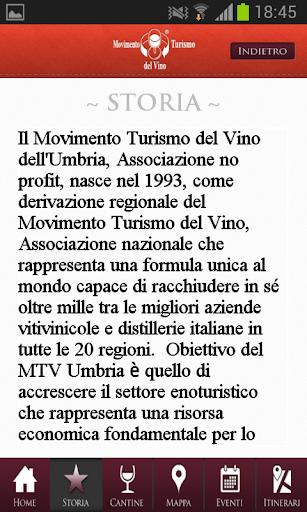 免費下載旅遊APP|Movimento Turismo Vino Umbria app開箱文|APP開箱王