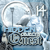 Hidden Objects Quest 14