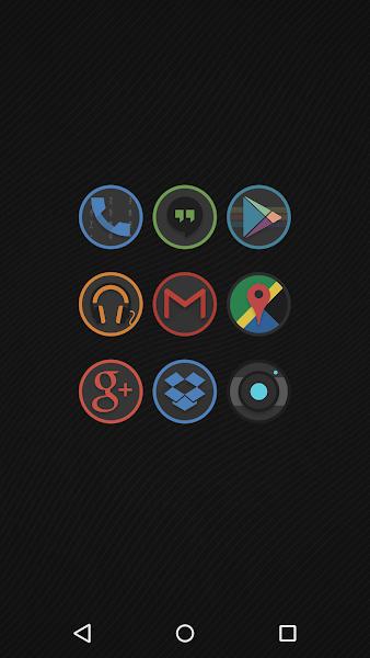 Devo - Icon Pack APK