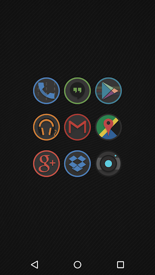 Devo - Icon Pack - screenshot thumbnail