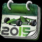Calendar Formula 1™ 2015 Free