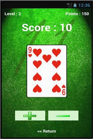 Score Eleven 11 Card Game