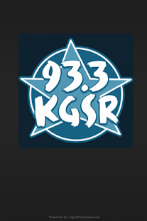 93.3 KGSR - screenshot thumbnail