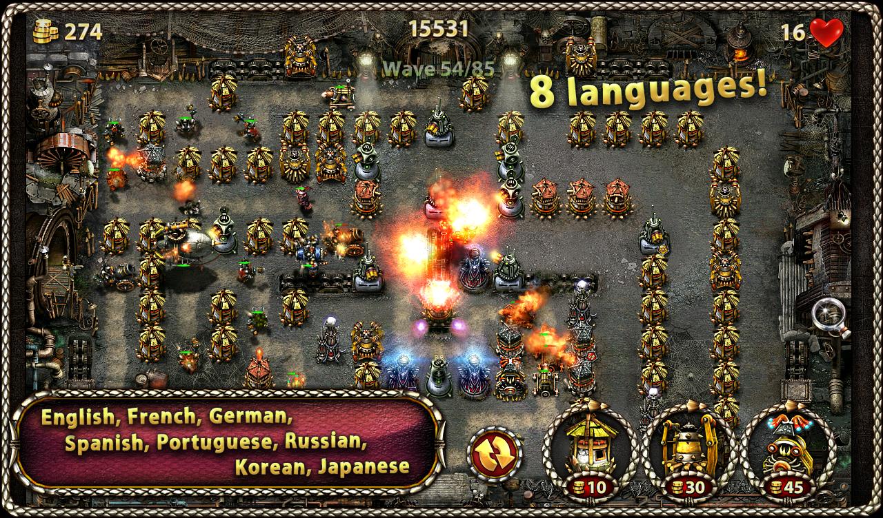 Myth Defense 2: DF screenshot #4