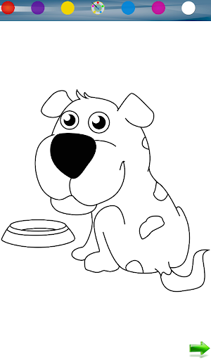 Coloring: Dogs