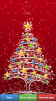 Screenshot of Merry Christmas HD Wallpapers