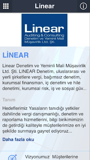 Linear Mali Denetim