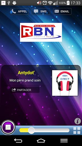 Radio Bonne Nouvelle Gabon