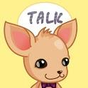 카톡 테마 강아지 치와와 (카카오톡 배경) icon