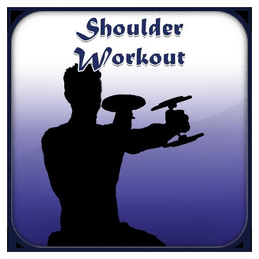Shoulder Workout Guide 健康 App LOGO-APP試玩