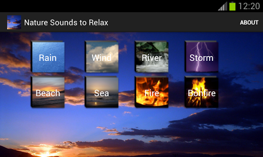 Nature Sounds to Relax