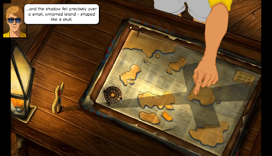Broken Sword 2 Smoking Mirror - screenshot thumbnail