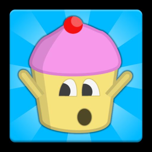 街機必備App|Crazy Cupcakes LOGO-綠色工廠好玩App